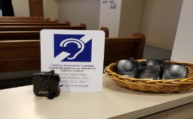 Assistive Listening Devices (ALDs)